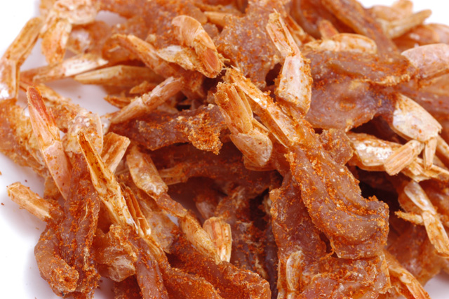 Dried Shrimps Jerky - (Tom Kho An Choi) - Full Pound